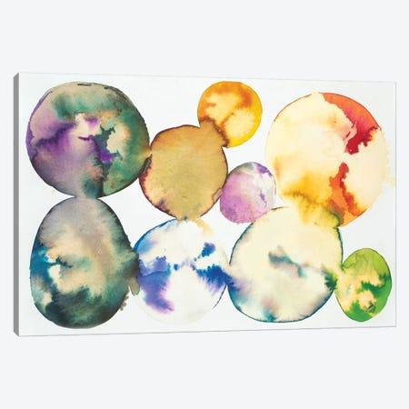 Gumball Canvas Print #LVH4} by Laura Van Horne Canvas Artwork