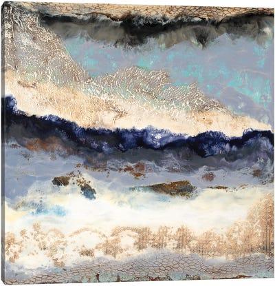 Many Hills Canvas Art Print