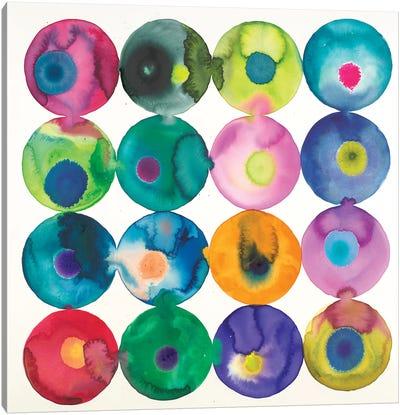 Olives Canvas Art Print