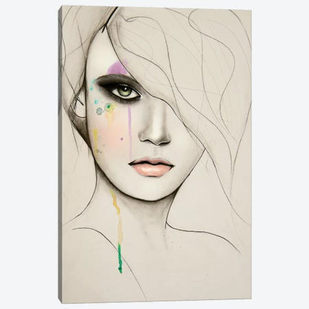 Division Canvas Print #LVI10} by Leigh Viner Canvas Print