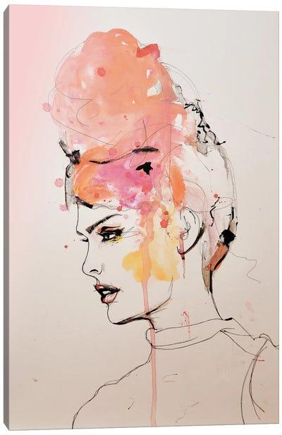 Insouciant Canvas Art Print