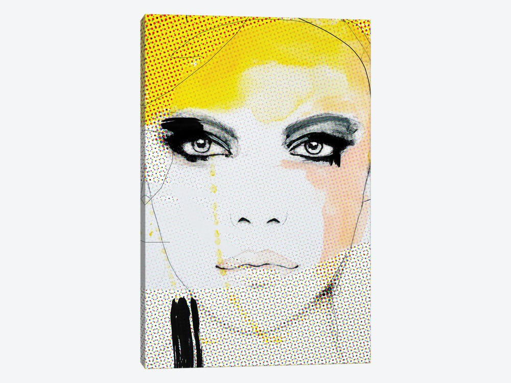 Ruse by Leigh Viner 1-piece Canvas Art Print