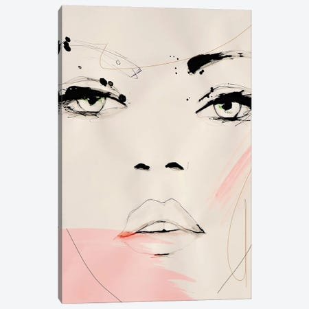 Shadow Opus Canvas Print #LVI22} by Leigh Viner Canvas Wall Art