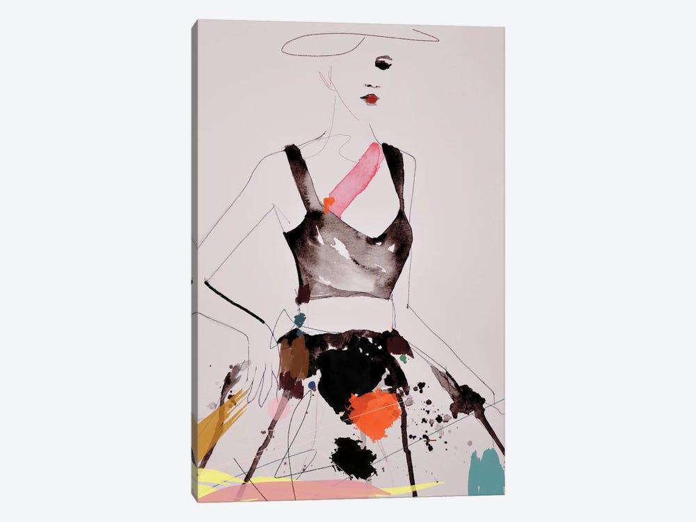 Figure 5 by Leigh Viner 1-piece Canvas Art