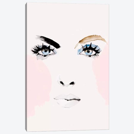 Flush Canvas Print #LVI25} by Leigh Viner Canvas Print