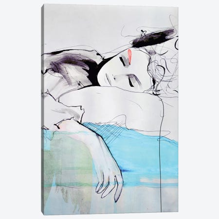 Maddelina Canvas Print #LVI29} by Leigh Viner Canvas Wall Art