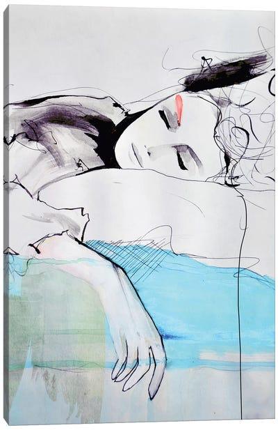 Maddelina Canvas Art Print