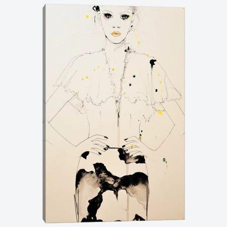 Seemingly Canvas Print #LVI32} by Leigh Viner Art Print
