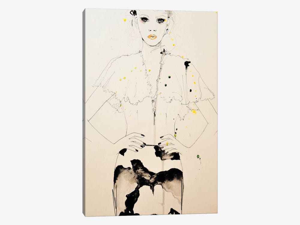 Seemingly by Leigh Viner 1-piece Art Print