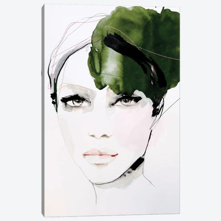 Soft Rapture Canvas Print #LVI34} by Leigh Viner Canvas Artwork