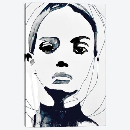 Vanquish Canvas Print #LVI37} by Leigh Viner Canvas Wall Art