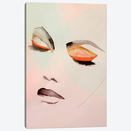 Air Canvas Print #LVI3} by Leigh Viner Canvas Art
