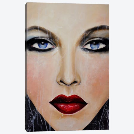 Beauteous Refined Canvas Print #LVI40} by Leigh Viner Canvas Artwork