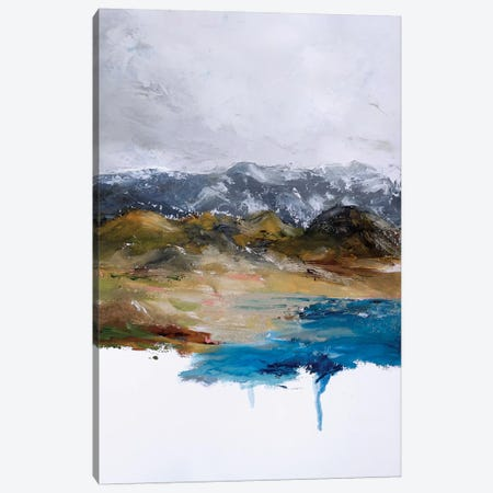 Element Canvas Print #LVI44} by Leigh Viner Art Print