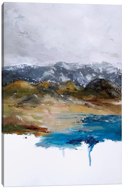Element Canvas Art Print