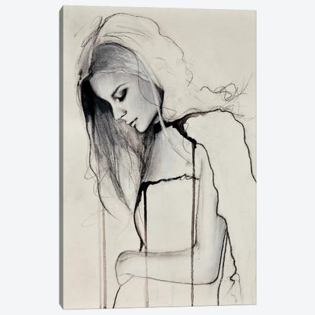 Fade 3-Piece Canvas #LVI47} by Leigh Viner Art Print