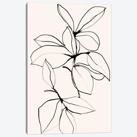Foliage Canvas Print #LVI50} by Leigh Viner Canvas Art Print