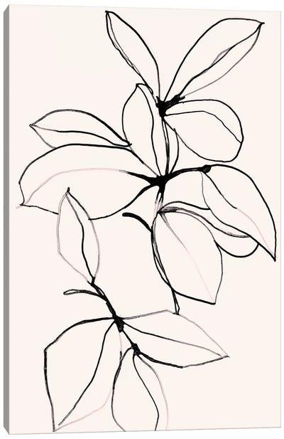 Foliage Canvas Art Print