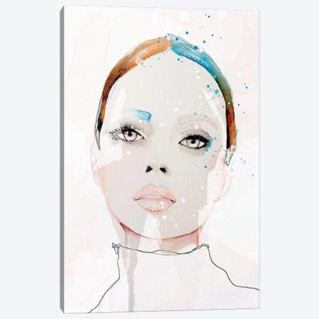 Oceanic Thirst Canvas Print #LVI56} by Leigh Viner Canvas Art