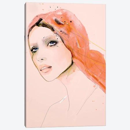 Light Furrow Canvas Print #LVI57} by Leigh Viner Canvas Art
