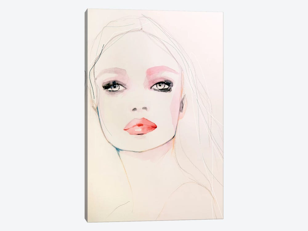 Pearl by Leigh Viner 1-piece Canvas Art Print
