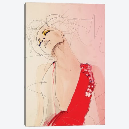 Atmosphere Canvas Print #LVI5} by Leigh Viner Canvas Art Print