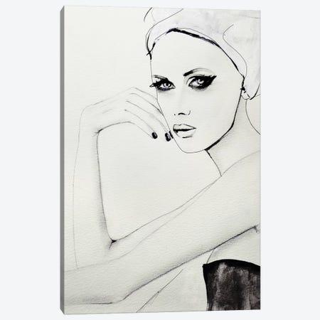 Broken Wild Canvas Print #LVI6} by Leigh Viner Canvas Art Print