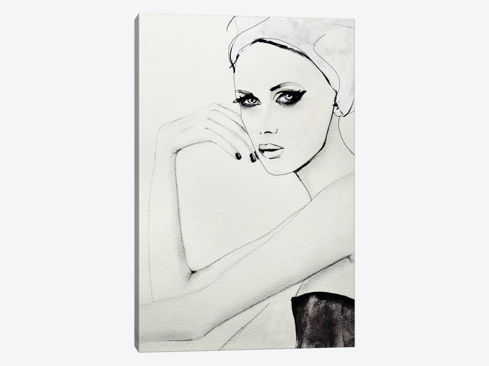 Broken Wild by Leigh Viner 1-piece Canvas Art