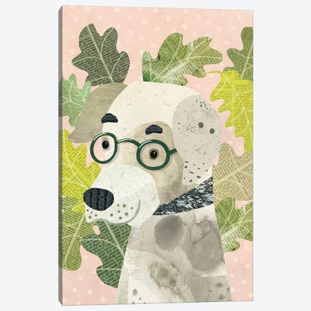 Good Boy Canvas Print #LWA5} by Laura Watson Canvas Wall Art