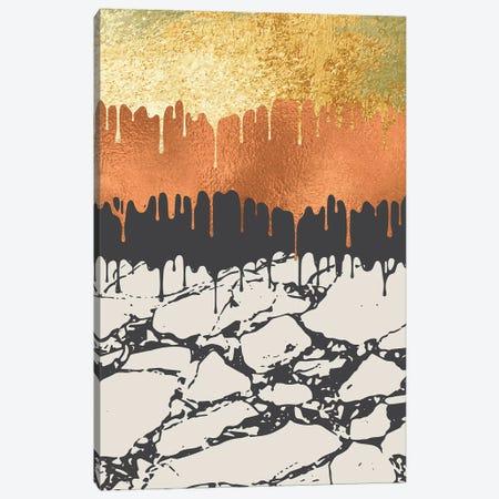 Melting Autumn Colors Canvas Print #LWB14} by Lisa Whitebutton Canvas Artwork