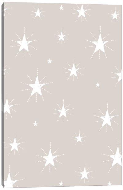 Baby Beyond The Stars III Canvas Art Print