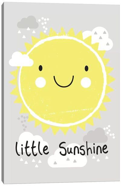 Baby Sunshine I Canvas Art Print