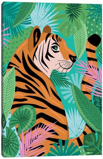 Everyday Walk On The Wild Side I Canvas Art Print