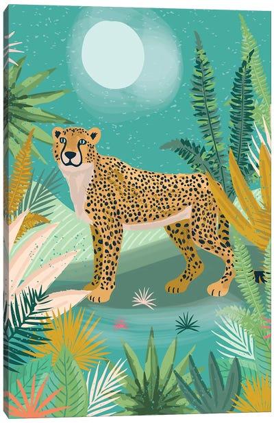Everyday Jungle Savannah II Canvas Art Print