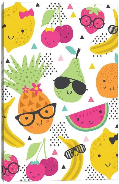 Sunshine Siesta Canvas Art Print