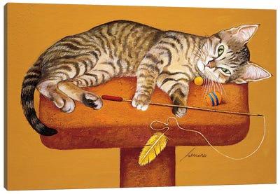 Tigger Price Canvas Art Print