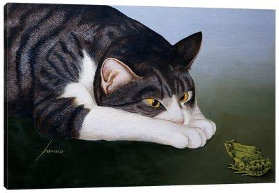 Booboo Reikalas Canvas Art Print