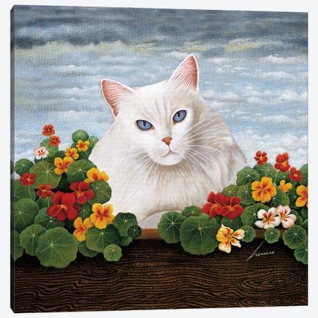 Chooey Barnes Wash Canvas Print #LWE16} by Lowell Herrero Canvas Art Print