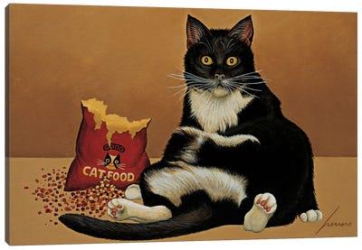 Felini Bean Birkenseer Canvas Art Print