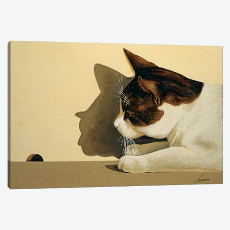 Frediano Puccini Canvas Print #LWE50} by Lowell Herrero Canvas Wall Art