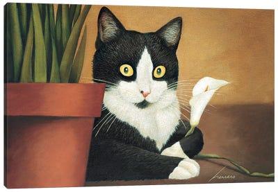Molly Granovsky Lily Canvas Art Print