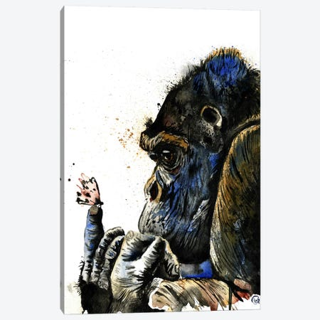 Gentle Giant Canvas Print #LWH17} by Lisa Whitehouse Canvas Wall Art