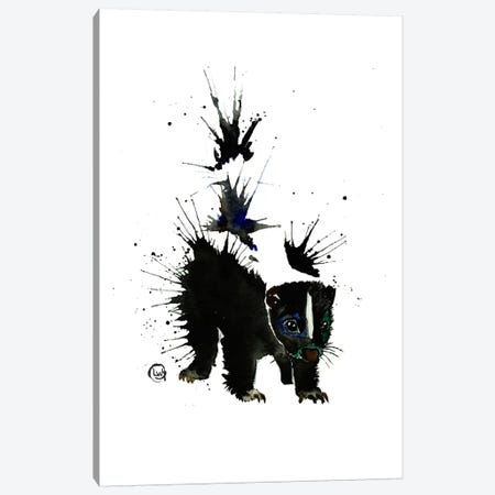 Ink Blot Canvas Print #LWH25} by Lisa Whitehouse Canvas Print