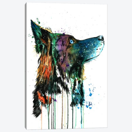 Anticipation Canvas Print #LWH3} by Lisa Whitehouse Canvas Artwork