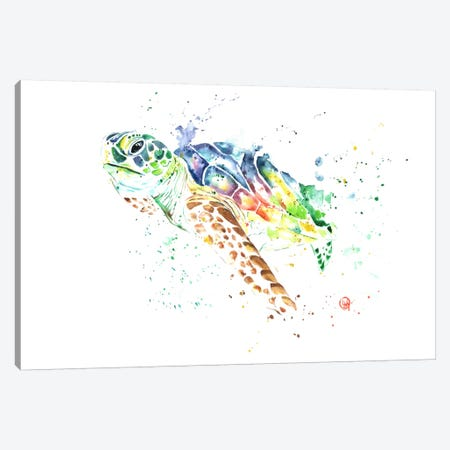 Snap Canvas Print #LWH41} by Lisa Whitehouse Canvas Artwork