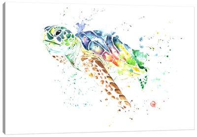 Snap Canvas Art Print