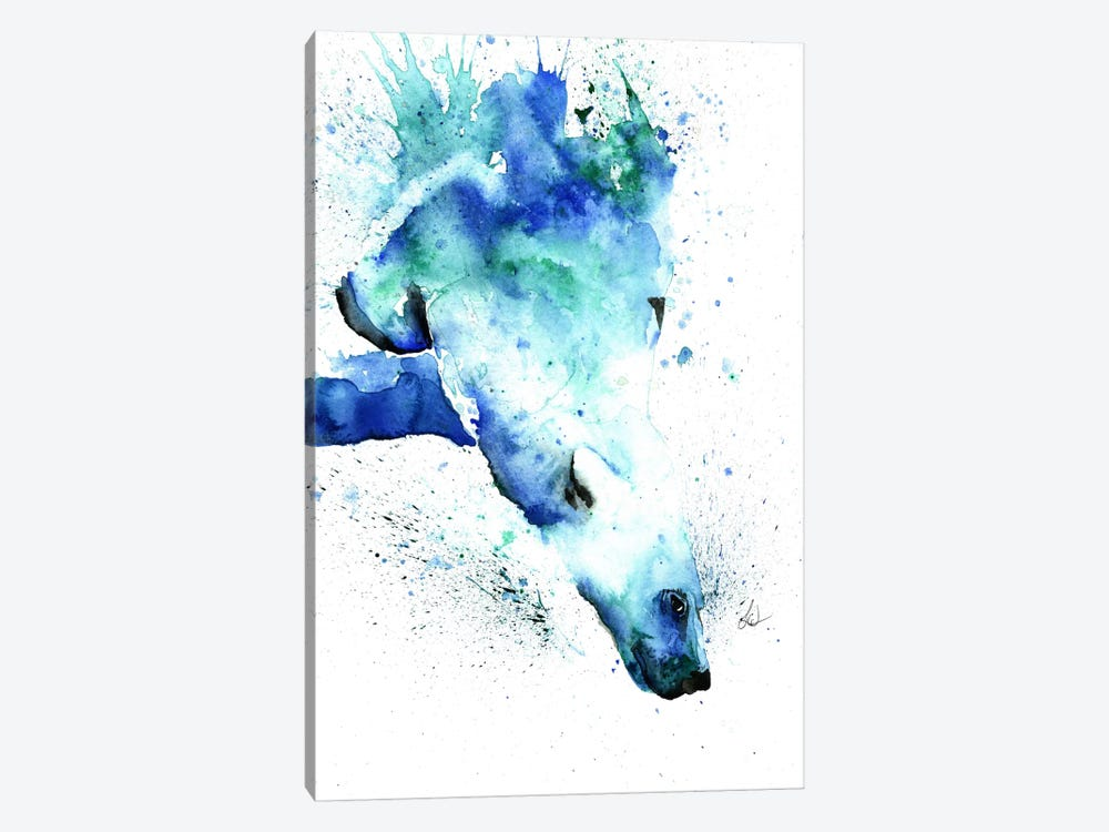 The Plunge by Lisa Whitehouse 1-piece Art Print