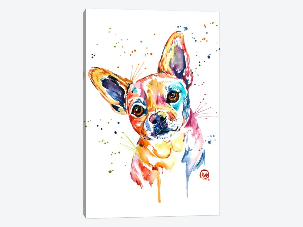 Tucker by Lisa Whitehouse 1-piece Art Print
