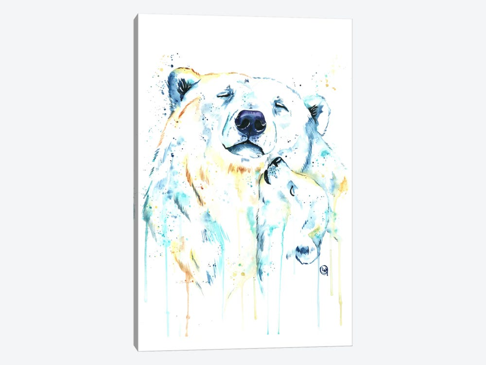 Unconditional Love by Lisa Whitehouse 1-piece Canvas Art