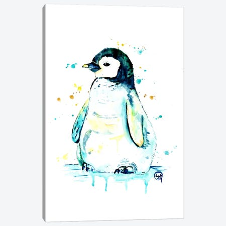 Waddle Canvas Print #LWH51} by Lisa Whitehouse Canvas Art Print
